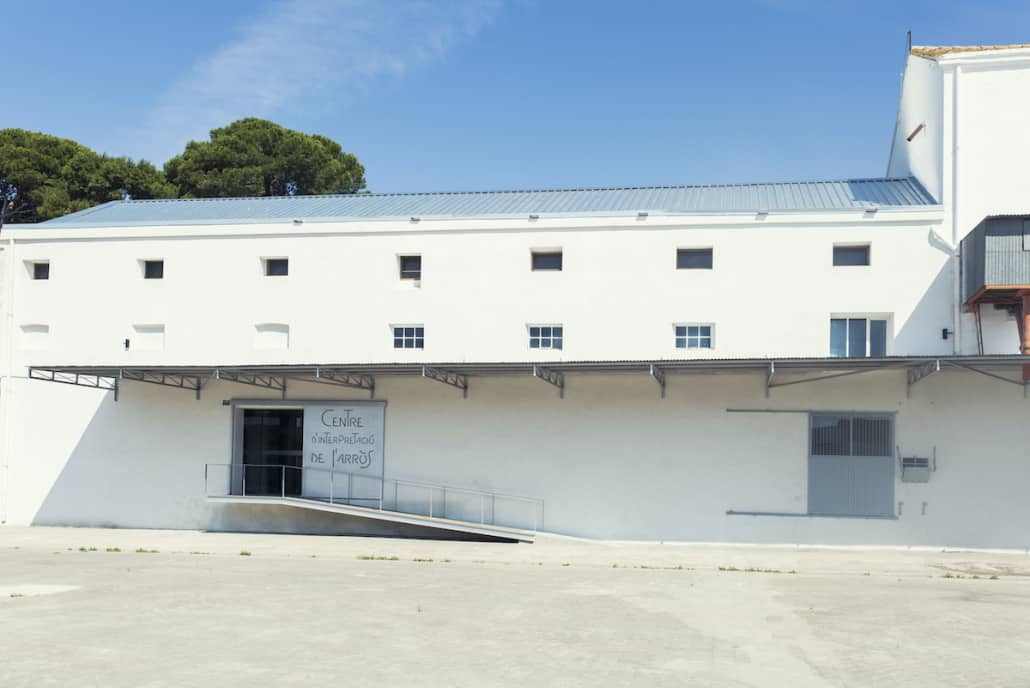 Centre Interpretació Arròs - Foto Ajuntament de Camarles