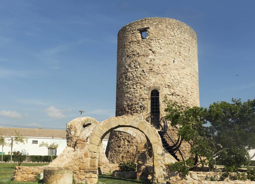Torre de Camarles - Foto Ajuntament de Camarles