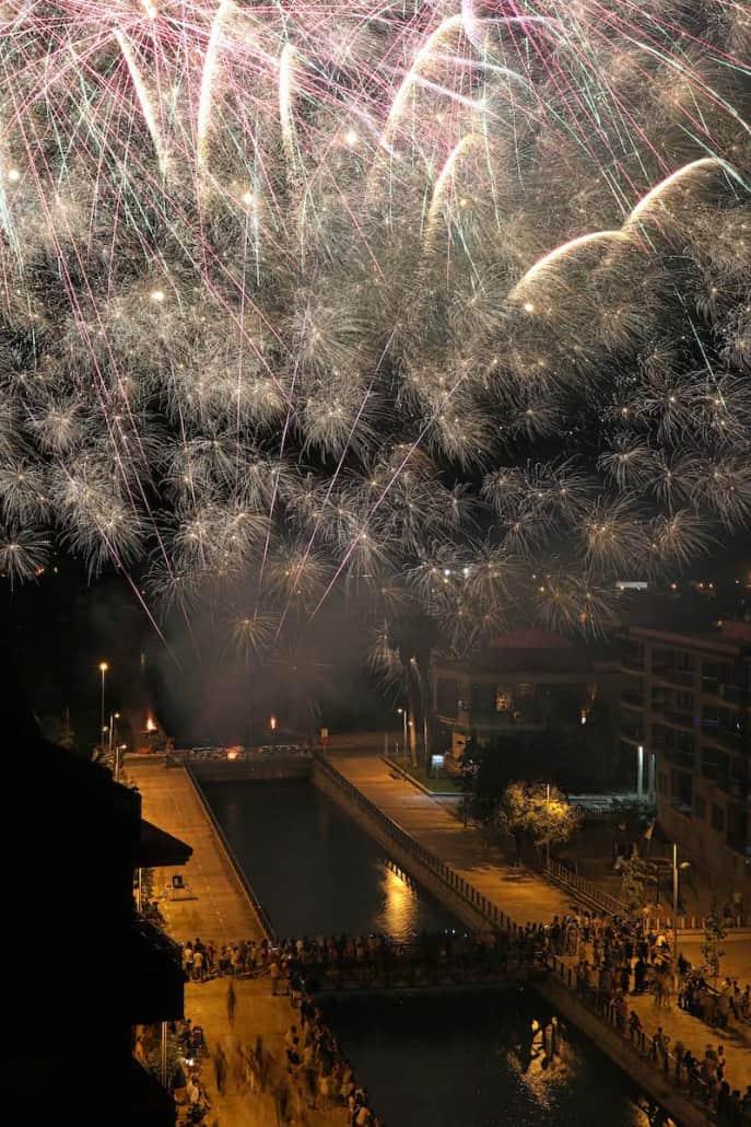 Focs Festes Majors - Autor Antolí Ortiz @ORGI - Roquetes Comunicació