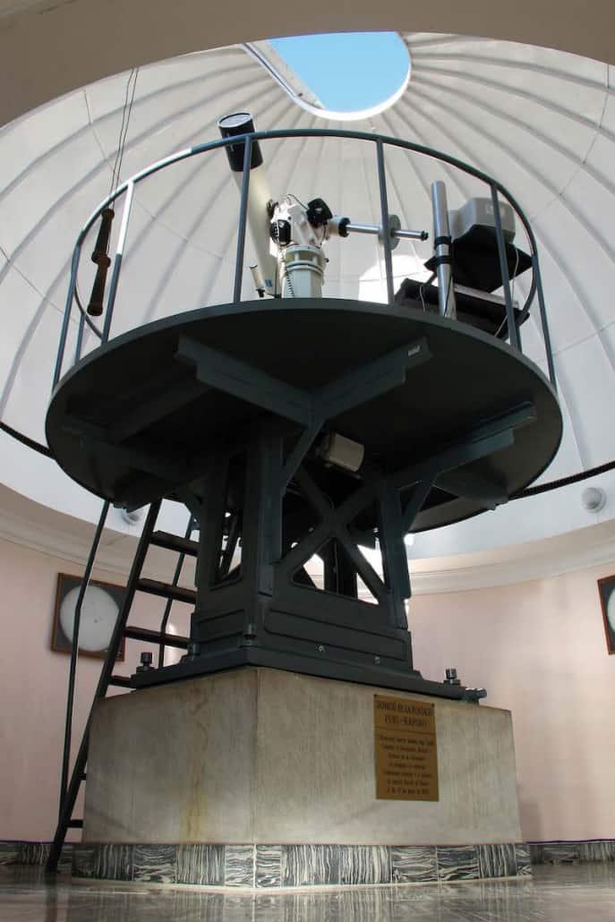Observatori de l'Ebre - Autor Antolí Ortiz @ORGI - Roquetes Comunicació