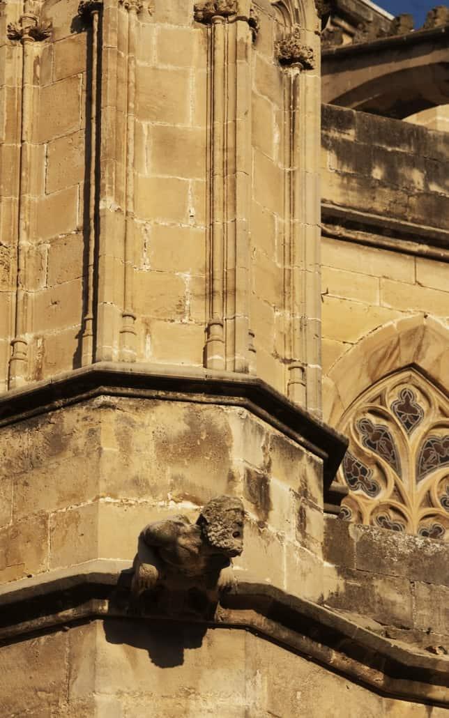 Detall de la Catedral de Tortosa - Ajuntament de Tortosa