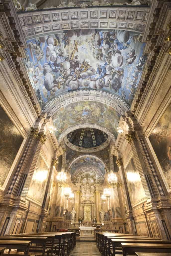 Capella de la Verge de la Cinta - Catedral - Ajuntament de Tortosa - Oscar Lanau