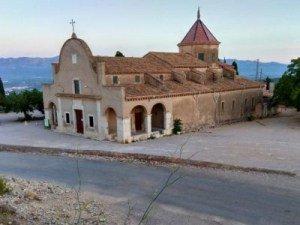 Ermita del Coll de l'alba. Foto Tortosa Turisme