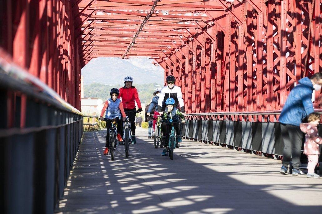 Tortosa Red Bridge